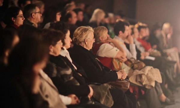 Imagine casting - Public spectator
